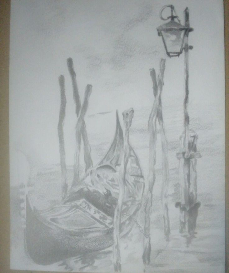 ... Y no sé dónde olvidé los remos  /Como inútiles brazos de madera  /Ahogados en las frías aguas...  /Bote que embarcamos para  /Mirarnos frente a frente,  /Para avanzar por la soledad del lago...   [Ilustrando versos]
