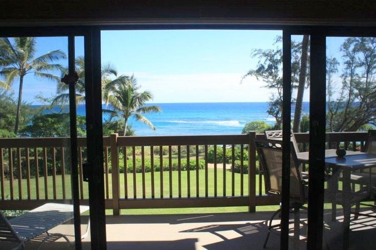 ($150+/nt) by Lydgate State Park.  Condo vacation rental in Līhuʻe, HI, USA from VRBO.com! #vacation #rental #travel #vrbo