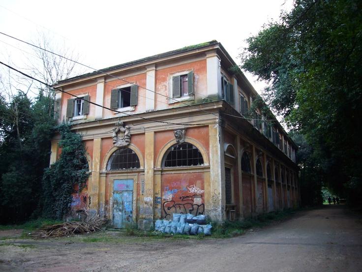 Villa Ada  Scuderie