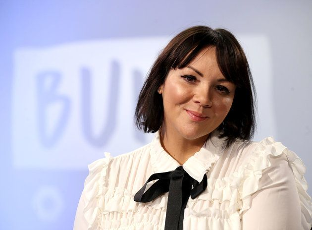 """(MIKE MARSLAND VIA GETTY IMAGES) Martine McCutcheon Admits She's Open To Role In Rival Soap 19 Years After 'EastEnders' Stint-Asked about the possibility of joining the likes of 'Coronation Street' or 'Emmerdale' during an appearance on 'BUILD', Martine told HuffPost UK's Matt Bagwell: """"I wouldn't rule anything out because I know there's a real snobbery about soap, but for me, it was the hardest thing I ever did."""