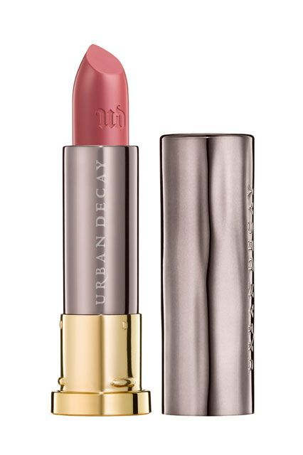 Your Perfect Pick: Naked. A warm rose that instantly adds some polish to a toned-down look. Not too loud, not too boring — it hits that sweet-spot, sophisticated-but-not-stuffy neutral.Or Try: Sheer Liar, Tantric, or Ex Girlfriend.Urban Decay Vice Lipstick in Naked, $17, available June 5 at Urban Decay. #refinery29 http://www.refinery29.com/2016/05/110178/urban-decay-lipstick-horoscope-2016#slide-36