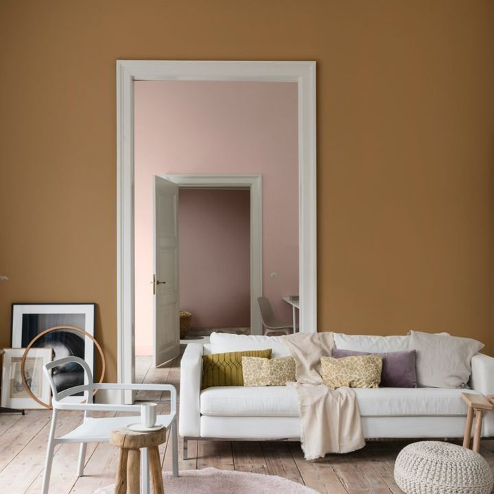 Interior Design Colour Trends 2019 From Spiced Honey To Botanical Greens Huffpost Uk Life Bedroom Paint Colors Paint Colors For Living Room Dulux Colour