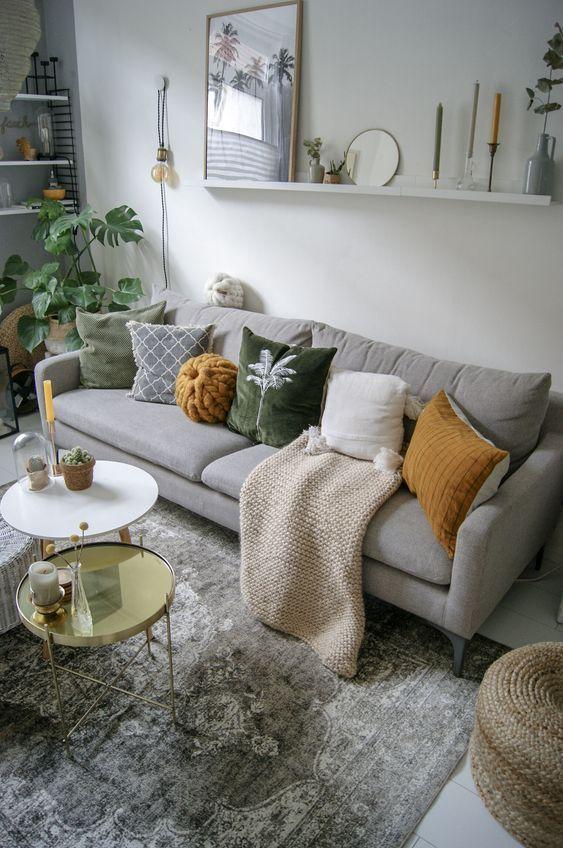 Small Living Room Inspirational Interior European Style Ideas