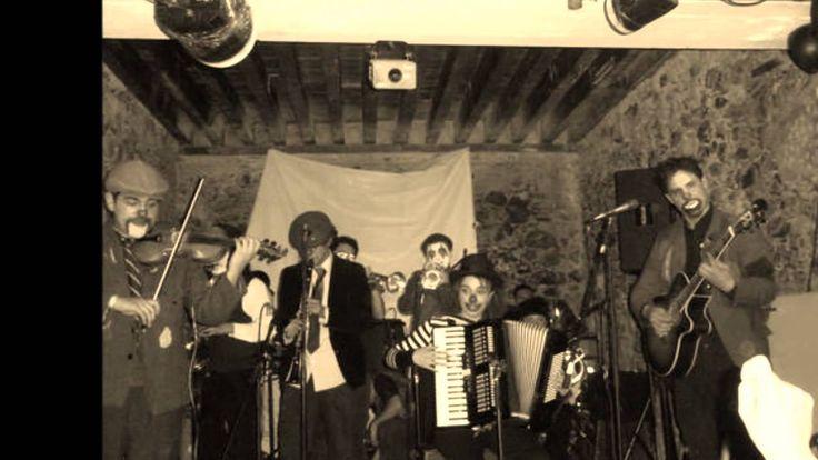 Vola Farfalla, Triciclo Circus Band