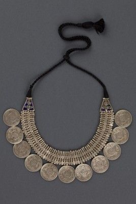 Necklace India First half 1900
