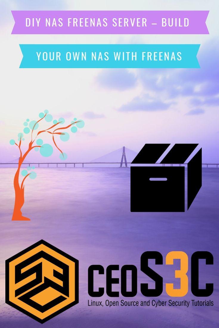 DIY NAS Freenas Server – Build your own NAS with Freenas ? #FreeNAS