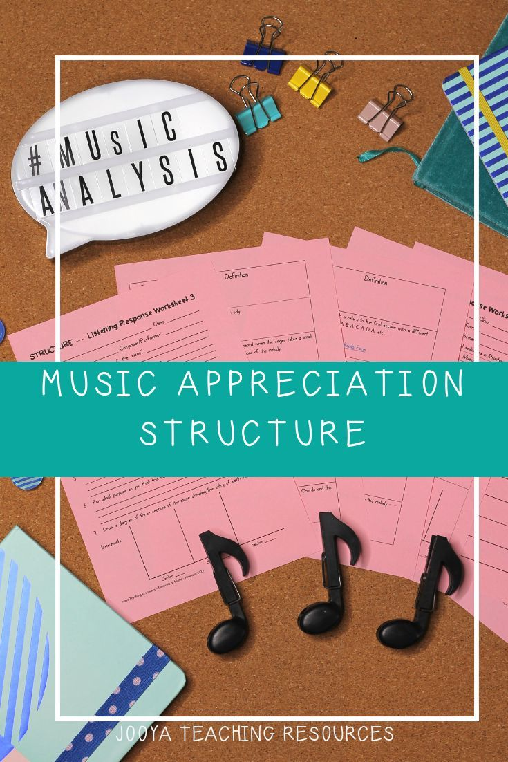 Check Out The Elements Of Music Resource For Teaching Structure And Musical Form This Printable Teaching Music Theory Music Activities Music Theory Worksheets