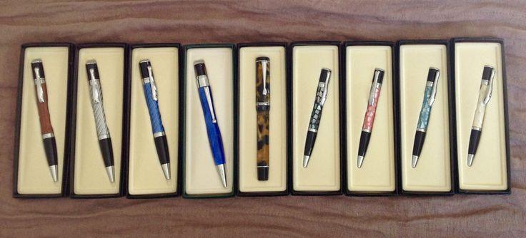 Monteverde Pen Collection Set of 9 Great Pens Fantastic Value NIB  #Monteverde