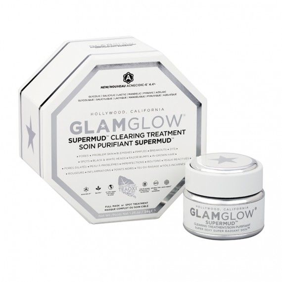 Glamglow Supermud Clearing Treatment, £44