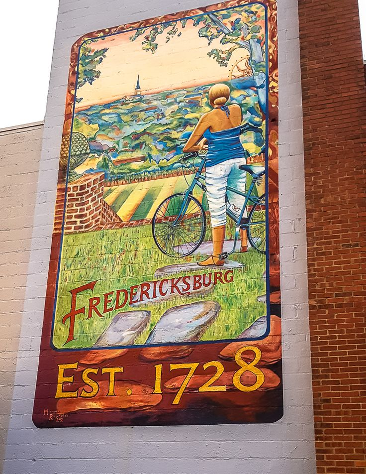 Small Town Cool in Fredericksburg, Virginia www.casualtravelist.com
