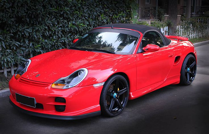 Post Pics. Boxsters with Rims. - Page 7 - 986 Forum - for Porsche Boxster Owners and Others