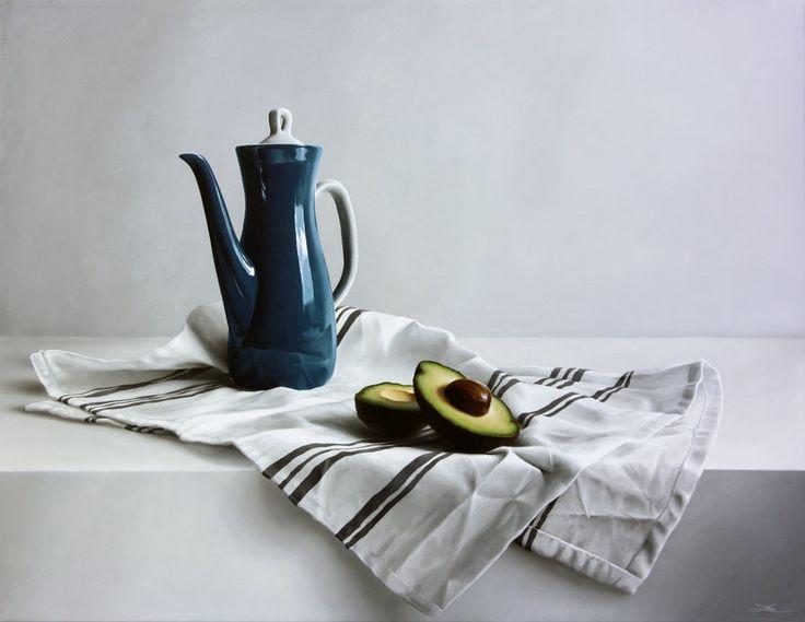 hyper-realistic acrylic still life ~ Untitled by URM {Jonas Brodin of Sweden} on deviantART