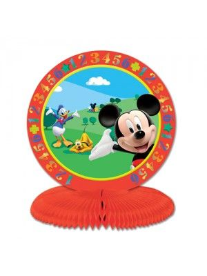 Mickey  Mouse Masa Orta Süsü
