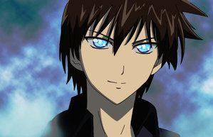 Kazuma from Kaze no Stigma