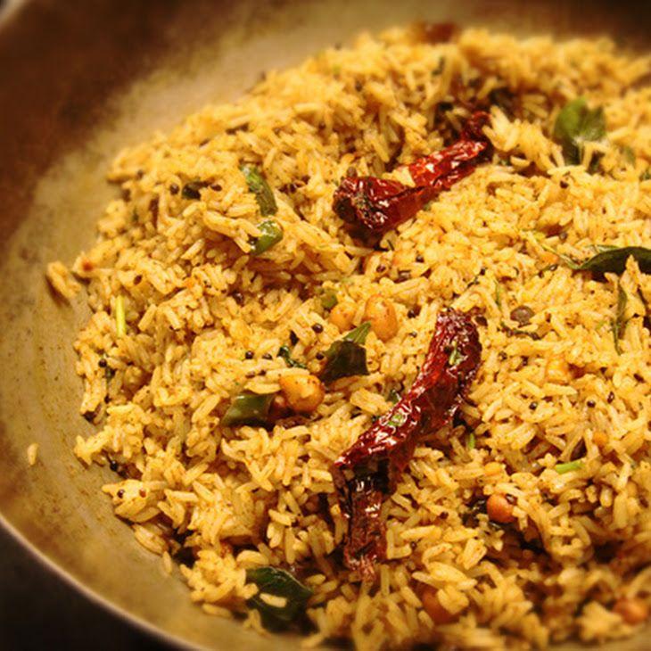 Tamarind Rice Recipe