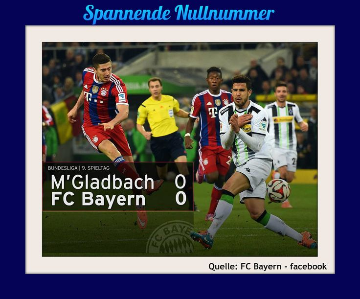 Gladbach-Bayern