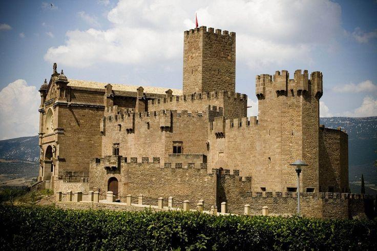 Castillo de Javier, #Navarra