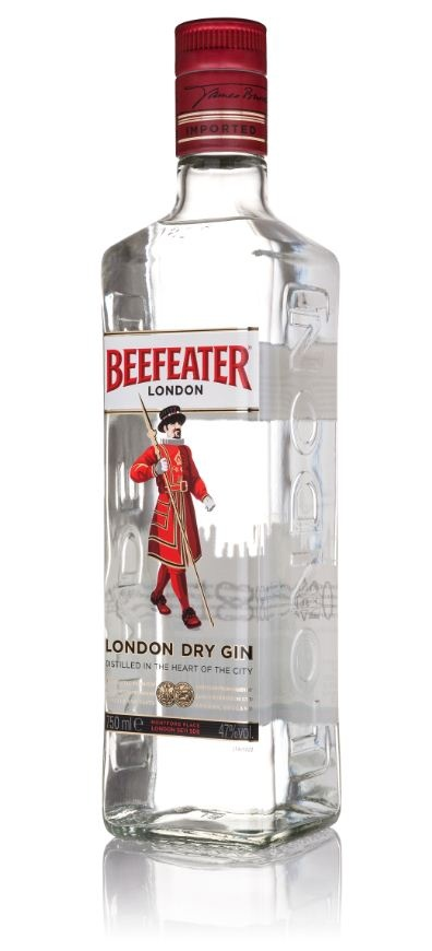 Beefeater Dry bottle