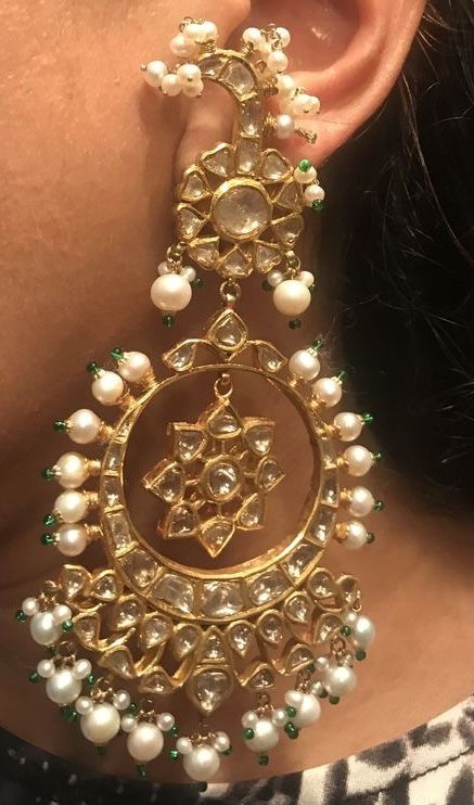 Pin by Sultan Gem Jewellers on Earing in 2019 | Jewelry ...