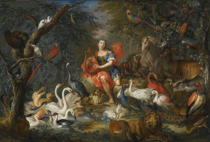 Franz Christoph Janneck Carl Wilhelm de Hamilton Graz 1703 - 1761 Vienna Brussels 1668 - 1754 Augsburg   lot   Sotheby's