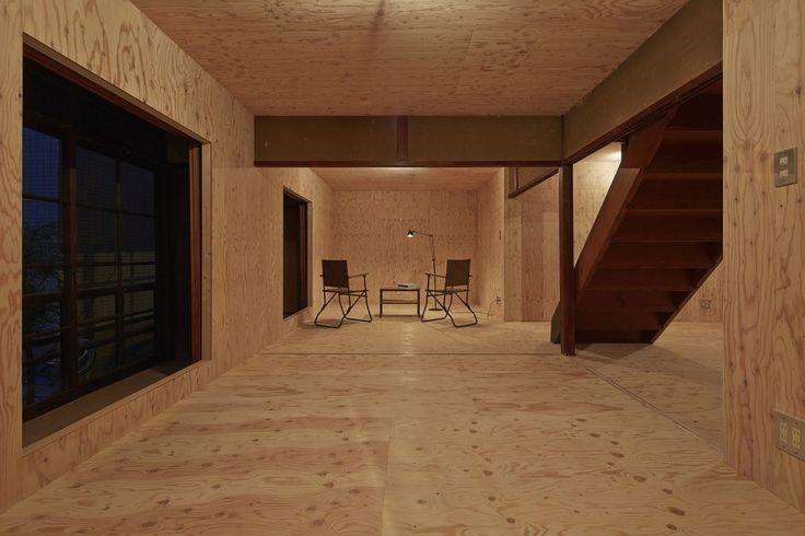 Ephemeral House / NAAD