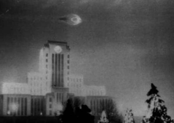 Lima Penampakan UFO yang Berhasil Tertangkap Kamera Zaman Dulu