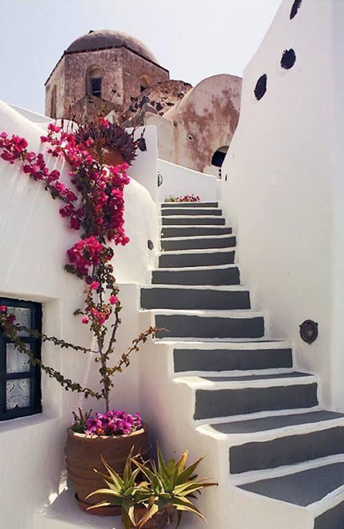 ESCAPADE: Visitez les nombreux paysages de la Grèce.  #Grèce #escapade #destination #paysage