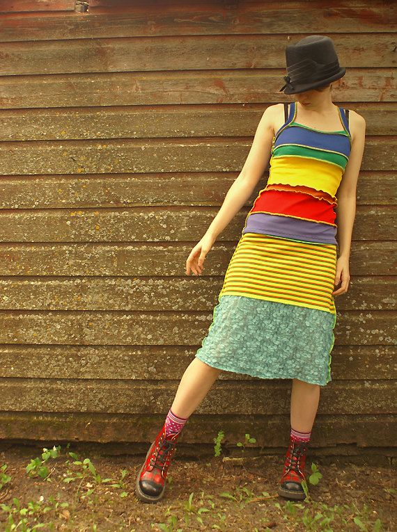 RainbowSeas - Skirt (SM-MD)
