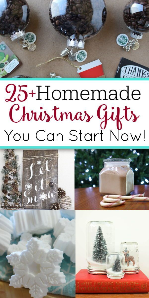 25 Homemade Christmas Gifts Retro Housewife Goes Green In 2020 Homemade Christmas Gifts Christmas Crafts For Gifts Homemade Christmas Presents