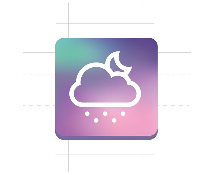 Minimalistic iOs and Android App Icon Design by DePautaMadre - 99144