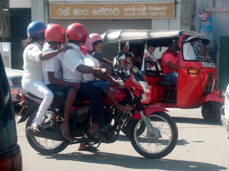 """Colombo, Sri Lanka - """"Szeretném bejárni a Földet..."""""""
