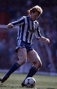 Gary Megson Sheffield Wednesday 1986