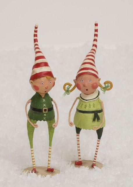 Tootsie & Tinker Twinkle - Lori Mitchell