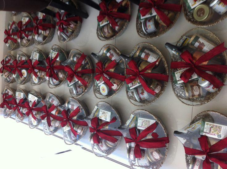Producción de regalos navideños