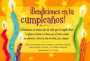 Mensaje De Cumplea #compartirvideos.es #felizcumpleaños