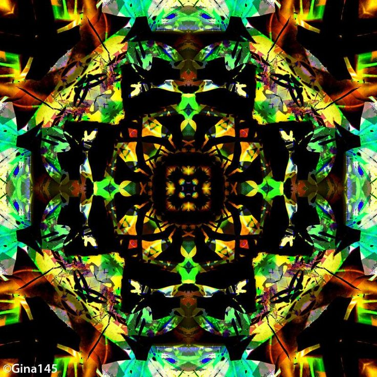 Abstract created from one of my photos