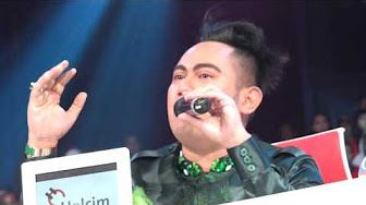 Lesti Da 1 'Ampunilah' Bikin Juri Nangis grand final D'academy asia 28 desember…