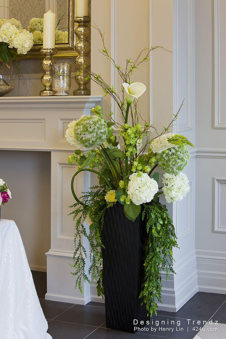 17 best ideas about composition florale artificielle on pinterest arrangements floraux for Arrangement floral artificiel