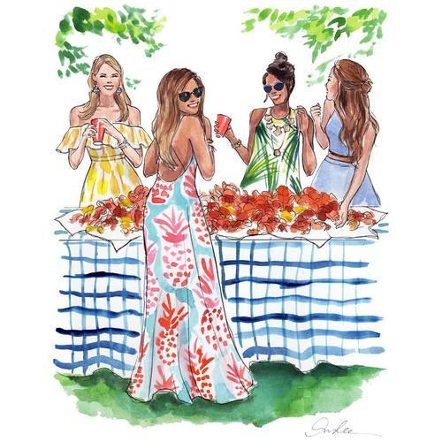 Fashionality - Fashion Illustrations | via Tumblr