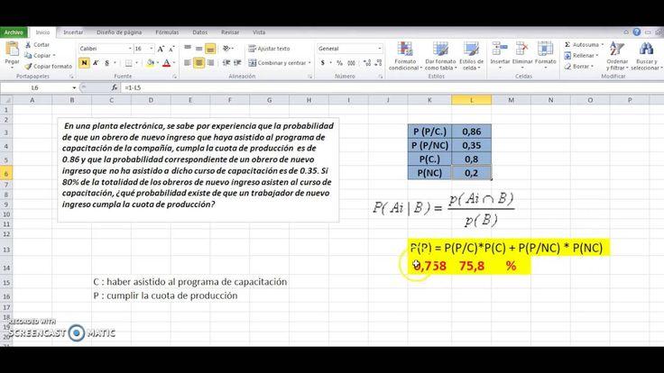 PROBABILIDAD CONDICIONAL - EJERCICIO 2.