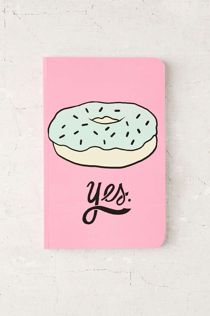 Donut Notebook                                                                                                                                                                                 More