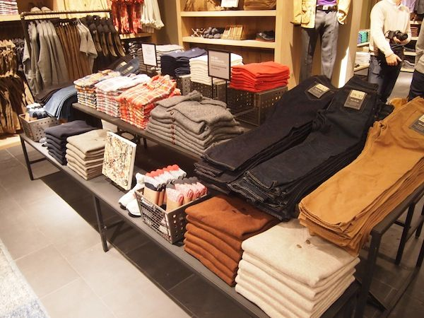 J. Crew & J. Crew Mens Preview at Toronto Eaton Centre | Sidewalk Hustle