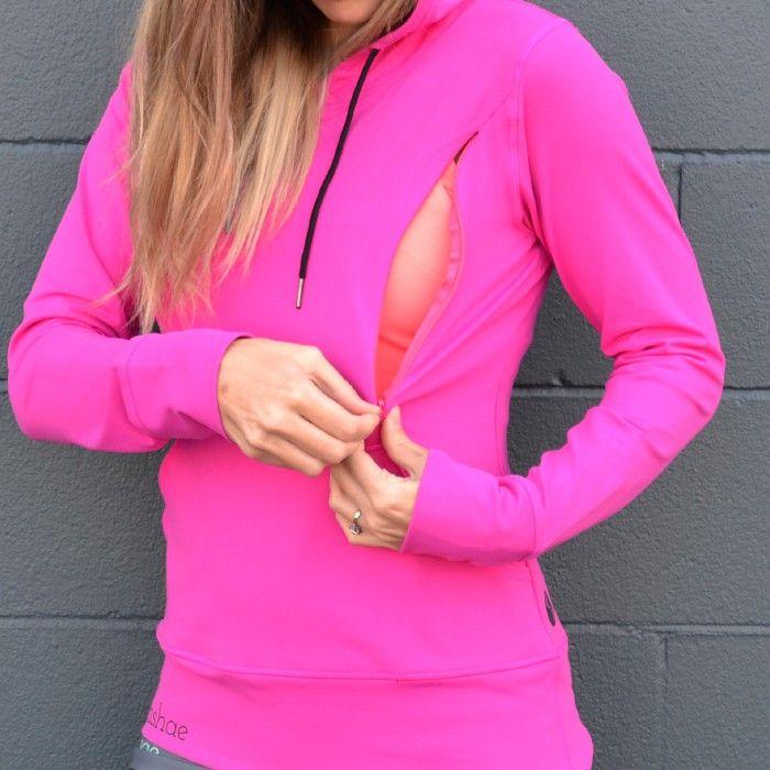 Activewear Maternity Hoodie - Buy Online
