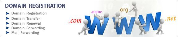 Domain registration company in bhopal http://webdevelopmentbhopal.com/domainRegistration.htm