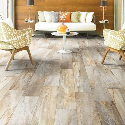 Shaw Floors Easy Style 6 X 36 4mm Luxury Vinyl Plank In Ginger