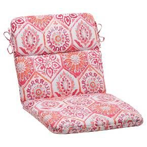 Outdoor Rounded Chair Cushion - Medallion : Target