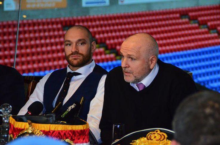 Kaum hat Tyson Fury Wladimir Klitschko die vier WM-Gürtel (WBO, WBA, IBF, IBO) abgenommen, geht das Theater schon los. Die International Boxing