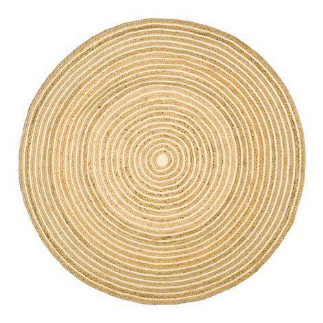 Alfombra redonda yute zara home espa a ba o pinterest for Zara alfombras