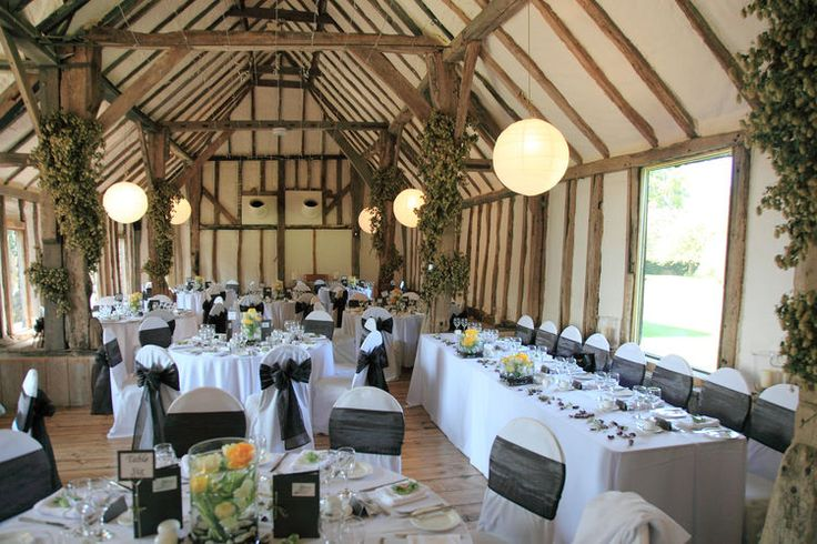 Winters Barns Weddings