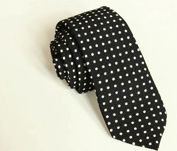 Dotty necktie: My Style